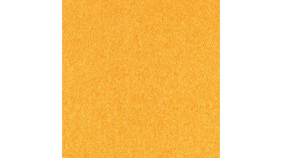 01869 CREPE SATIN coloris 0022 ORANGE