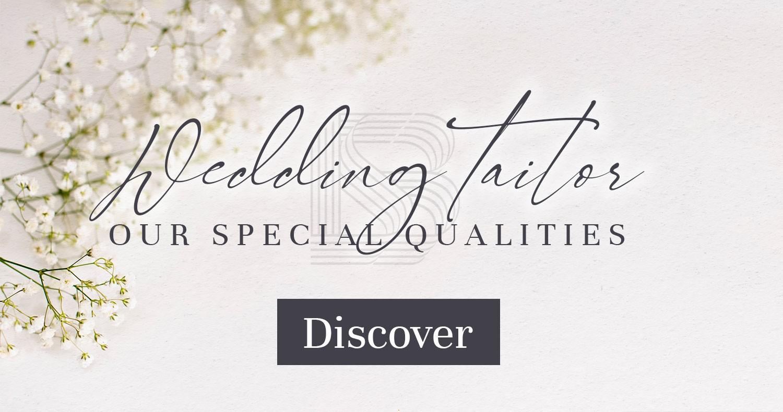 Wedding tailor qualities